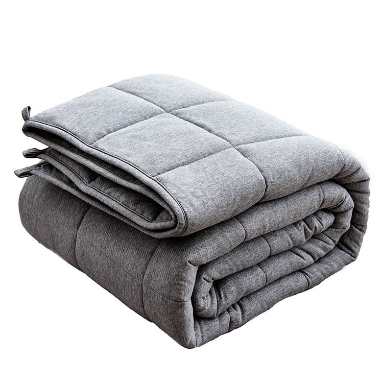 Organic Cotton Weighted Blanket
