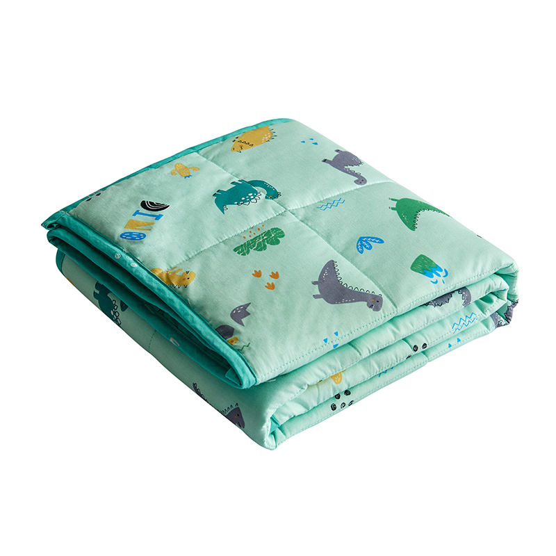 100% Cotton Kids Weighted Blanket
