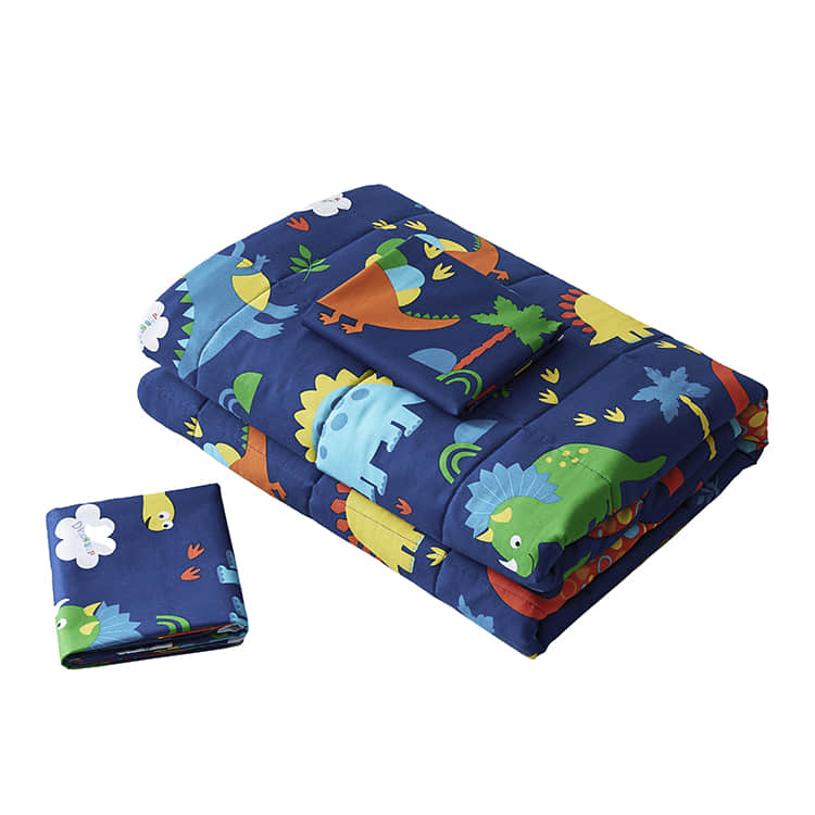 Printed Kids Weighted Blanket Custom