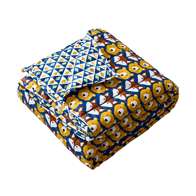 5 Lbs Weighted Blanket For Kids