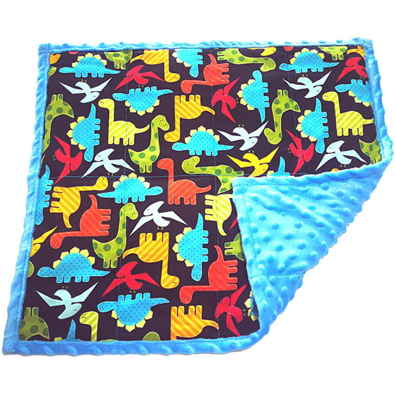 Weighted Lap Blanket Diy Child